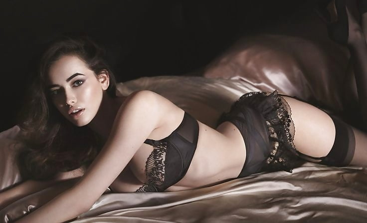 Horizontal Girls In Lingerie